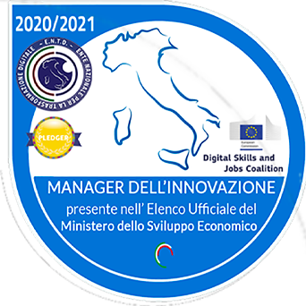 Innovation Manager Ed Ambassador 2020 2021